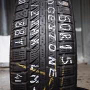 185-60 R15 Bridgestone Blizzak LM-30 (2)