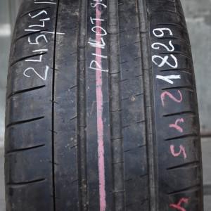 245-45 R18 Michelin Pilot Super Sport