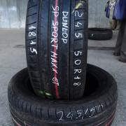 245-50 R18 Dunlop Sport MAXX GT (2)